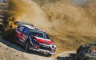 シトロエン、WRCポルトガルにオストベルグを加えた3台でエントリー