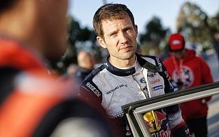 WRCポルトガル:選手権リーダーのオジエがSS5でクラッシュ、リタイア続出の波乱の展開