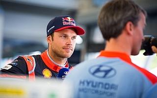 WRCポルトガル:ミケルセン「クルマのフィーリングは今までで一番、リミットまでイケる」