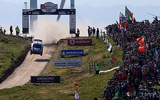 WRCポルトガル:ヒュンダイのヌービルが今シーズン2勝目を獲得