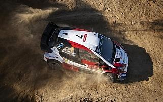 WRCポルトガル:シェイクダウン、トップタイムはトヨタのラトバラ