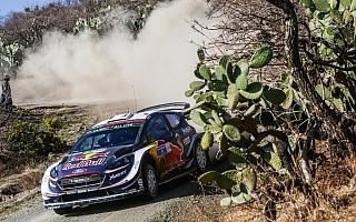 WRCメキシコでのオジエのペナルティ、抗議の裁定は1〜2週間後