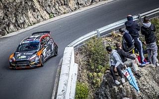 ERCスペイン:好調のルキヤナクが圧勝ペースでレグ1トップ