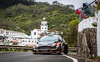 ERCスペイン:ルキヤナクがイベント3連覇で開幕2連勝