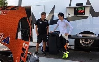WRCポルトガル:新井大輝「最後までクリーンなラリーをしたい」