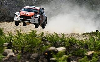 WRCポルトガル:デイ3を終えて新井大輝が部門5番手に浮上