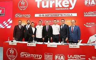 WRCトルコが公式ローンチを開催