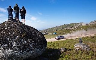 【速報】WRCポルトガル:競技3日目、ヌービルがリードを拡大