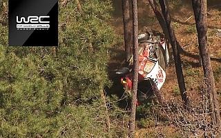 【動画】WRCポルトガル:デイ3まとめ SS10〜SS15