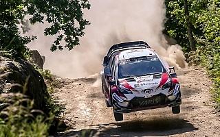 WRCポルトガル:最終日を前にラッピが総合5位堅持、ラトバラは2本のベストタイムを記録