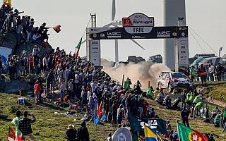 WRCポルトガル:ラッピが総合5位、今季3度目のパワーステージ勝利