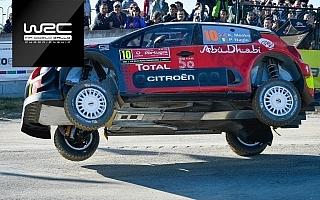 【動画】WRCポルトガル:シェイクダウン〜SS1