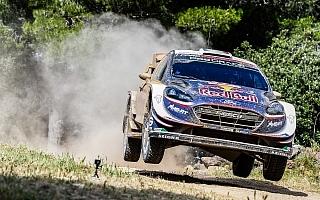 【速報】WRCイタリア:競技3日目を終え、3.9秒差ながらオジエが首位キープ