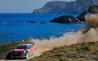 ミーク離脱のシトロエン、WRCイタリアはブリーンとオストベルグで参戦