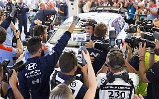 WRCイタリア:ヌービル「シーズン後半への大きなモチベーション」デイ4コメント集