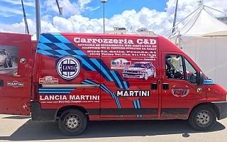 マルティニカラーのバン けいこのホゲホゲWRC@イタリア日記その3