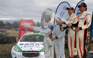 APRCオーストラリア:炭山が部門トップでフィニッシュ、シーズン開幕2連勝