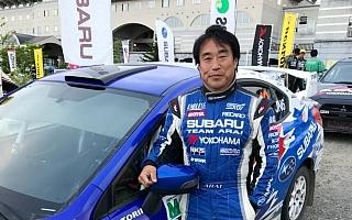 【速報】全日本ラリー モントレー:初日、新井と鎌田が僅差のバトル