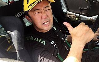 全日本ラリーカムイ:SS4を終えて鎌田がトップ