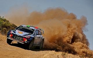 WRC両選手権で首位に立ったヒュンダイ、イタリアでリード拡大を目指す