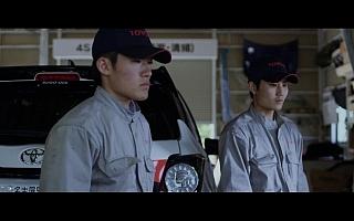 TOYOTA GAZOO Racing 、映画「OVER DRIVE」とのコラボ動画を公開