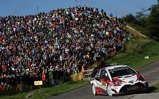 旭化成、WRCとのオフィシャルパートナーシップを締結
