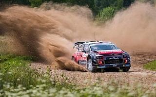 ブリーン、WRCフィンランドのトレーニング参戦の内容に手応え