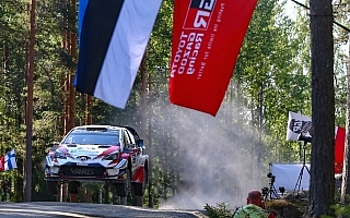 WRCフィンランド:トヨタのタナックが今シーズン2勝目を獲得