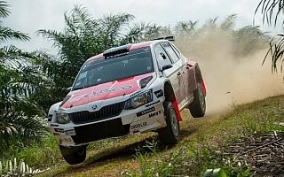 APRCマレーシア事前情報:選手権リーダーの炭山、トリッキーなグラベル戦に挑む