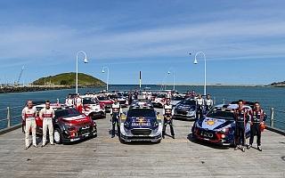 WRCオーストラリアがルートを大幅変更