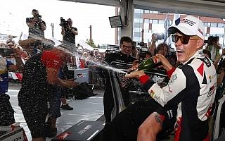 WRCフィンランド:タナック「一丸となって戦うことができればこの結果が得られる」デイ4コメント集