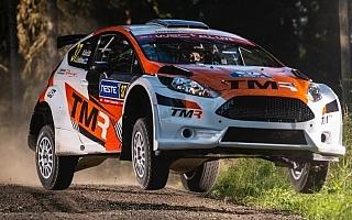WRCフィンランド:勝田、新井、足立は厳しい幕開けに