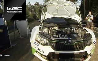 WRCフィンランド:ロバンペラ無念のトラブル、土曜日動画まとめ