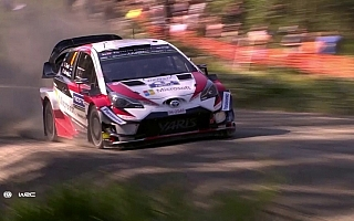 WRCフィンランド:トヨタ2連覇 最終日動画まとめ