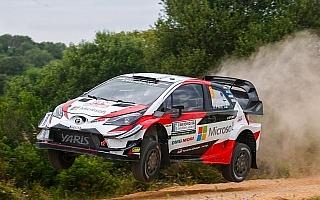 WRCフィンランド:ホームイベントに臨むTOYOTA GAZOO Racing、マキネン「昨年の再現が目標」