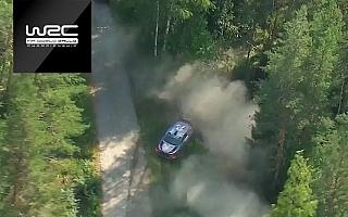 WRCフィンランド:タナクVSオストベルグ、金曜日動画まとめ