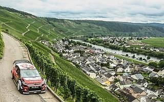 WRCドイツ:シトロエンはブリーンとオストベルグで参戦