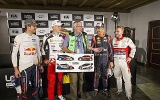 名WRCカメラマン、モーリス・セルデンがラリー界から引退