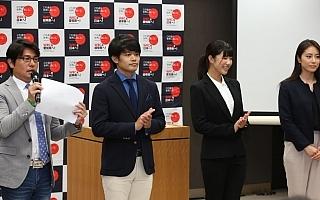 WRC日本ラウンド招致応援団が意気込みを語る