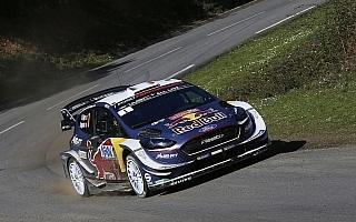 WRCドイツ:舗装戦に自信を見せるオジエ「選手権でのギャップを詰める」