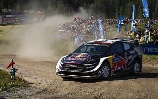 MHのWorld Rally News:フィンランド苦戦のMスポーツ「不測の事態」