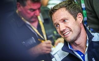 WRCドイツ:オジエ「勝つためには何でも試す」プレ会見