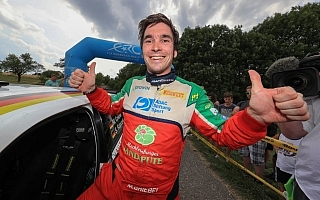ERCジュニアU28王者のグリエベル、WRCドイツにWRカーで参戦