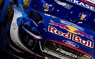 WRCドイツ:オジエ「今回の目標はまだ半分しか達成していない」デイ2コメント集
