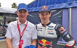 MHのWorld Rally News:ティモ・ヨウキ「誰を育成するかは自分で選ぶ」