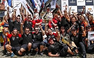 WRCドイツの1-3フィニッシュにも「この悔しさをしっかり受けとめる」豊田章男チーム総代表コメント全文