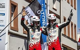 WRCドイツ:タナック「今までで一番苦労した勝利」デイ4コメント集