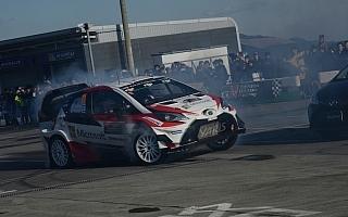 「TOYOTA GAZOO Racing FESTIVAL 2018」11月25日に開催