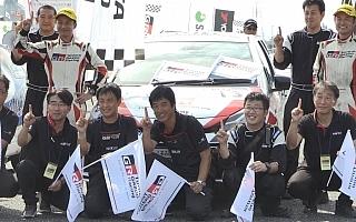 TOYOTA GAZOO Racing、全日本ラリーいわきのダイジェスト映像を公開