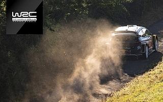 WRCドイツ:タナクがトップを快走 SS1〜SS11動画まとめ